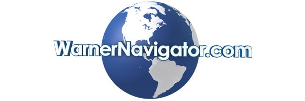 The newly redesigned WarnerNavigator.com