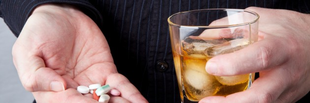 Alcohol and OTC pain medication – a harmful combination