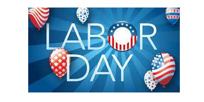 Labor Day 2014 Carrier Holiday Schedule